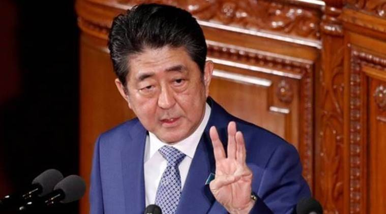 Japan votes for upper house, Shinzo Abe's party seen as favourite