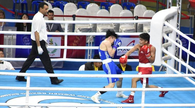 Shiva Thapa, Sarita Devi Among 5 Indian Boxers To Reach Quarters In Asian Championships