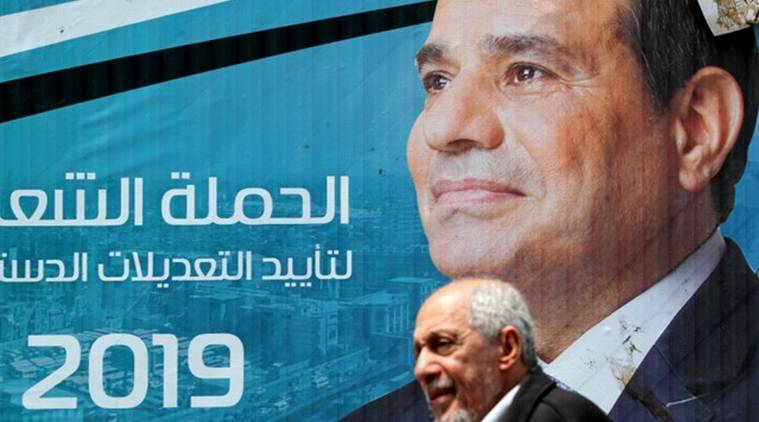 In Egypt voting, only turnout is in doubt