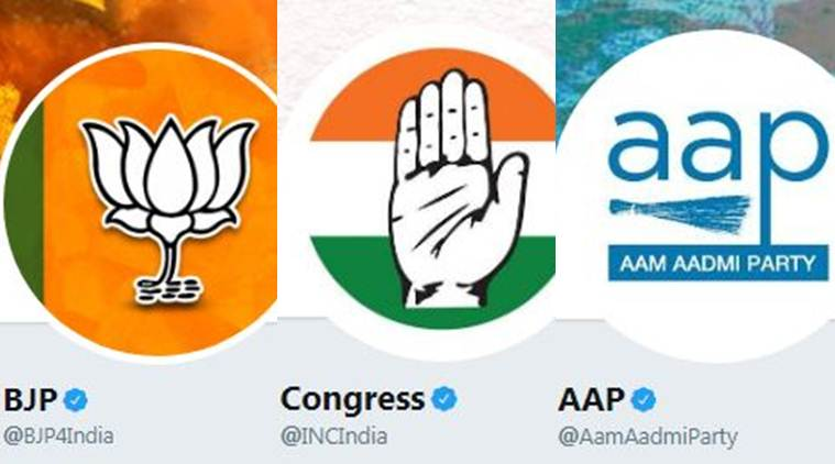 Lok Sabha Elections 2019: How BJP, Congress and AAP are preparing for India's biggest social media battle