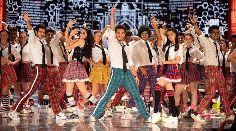 Student of the Year 2 The Jawaani Song