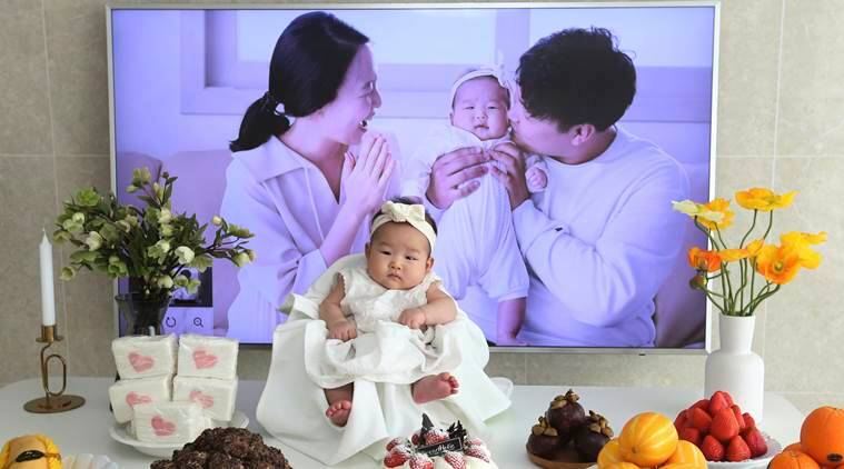South Korea, South Korea age calculating system, South Korea baby age, baby age South Korea, South Korea baby age calculation, New year south korea, age-calculating system south korea, birthday south korea, south korea age system, age calculation chinese tradition, Asian numerical system, world news, south korea news, indian express