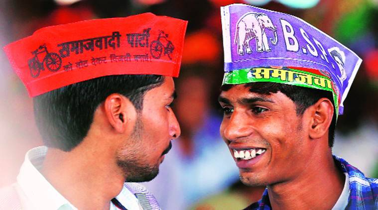 The chorus in Mainpuri: If they are together, it only makes them stronger