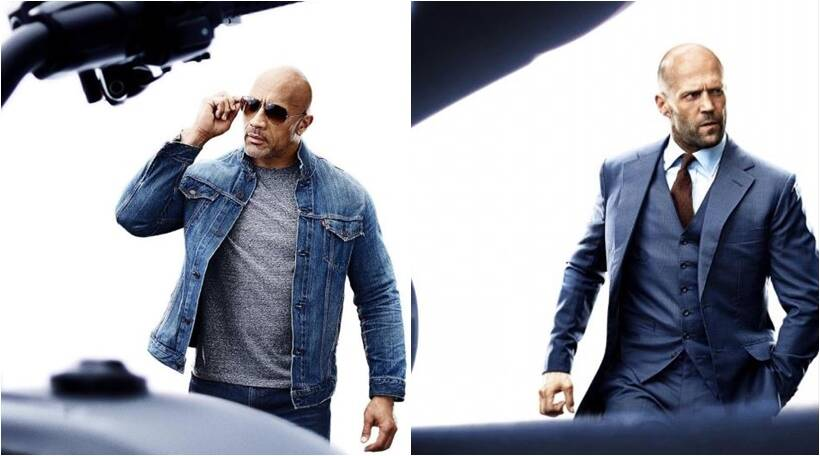 Fast And Furious Presents Hobbs And Shaw Makers Release