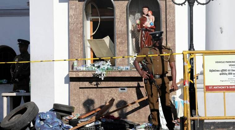 National Towheeth Jamaath sri lanka blasts