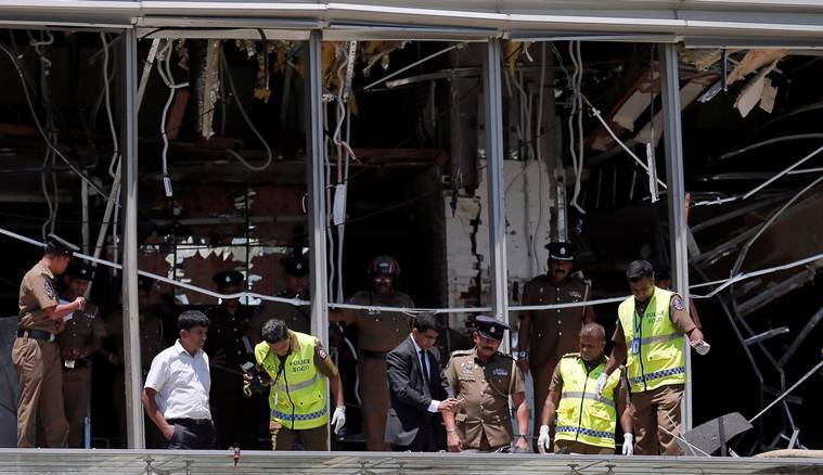 Sri Lanka Bomb Blasts: Four Jd(s) Workers From Bengaluru Killed, Three Missing