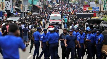 In wake of bomb blasts, Sri Lankan govt declares two days holidays for schools
