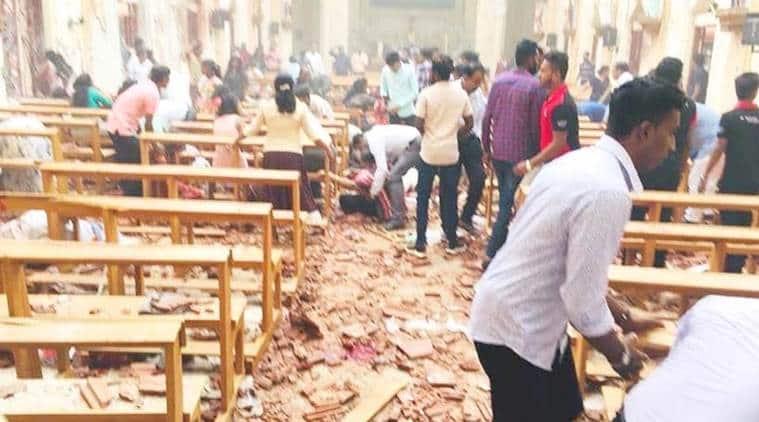 sri lanka bomb blasts, sri lanka attack, sri lanka church blasts, sri lanka news, Sri Lanka latest news, colombo blast, colombo blasts, colombo bomb blasts, sri lanka church blast, sri lanka church bomb blast, bomb blast in sri lanka church, bom exploion in sri lanka church, sunday easter, sri lanka church news, sri lanka blast news today, sri lanka church blast news, sri lanka church blast news