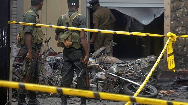 sri lanka bomb blasts, sri lanka blasts, sri lanka terror attacks, sri lanka bomb blasts death toll, sri lanka terrorist attack death toll, isis, sri lanka news, Indian express