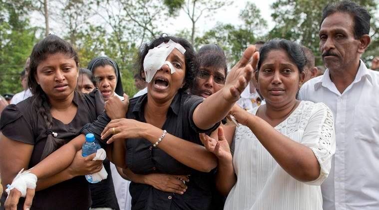 sri lanka blasts, sri lanka terrorist attack, sri lanka terror attack, bomb blasts in sri lanka, mea advisory, mea advisory on sri lanka, mea travel advisory, travel advisory for indians, indian tourists to sri lanka, suicide attacks, indian express