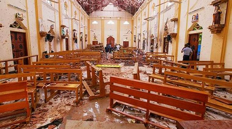 Sri Lanka blasts: Drones, unmanned aircraft temporarily banned in Lankan airspace