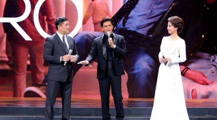 Shah Rukh Khan Closes Beijing International Film Festival With Zero