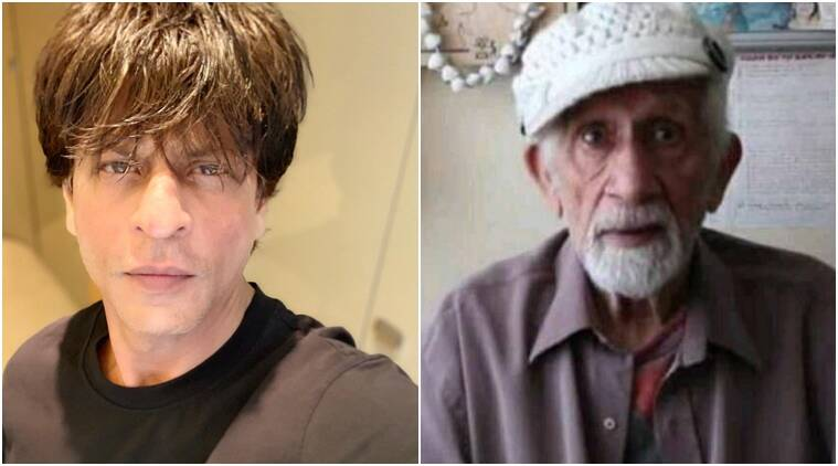 Shah Rukh Khan on Colonel Raj Kumar Kapoor: He made a Fauji out of a boy, will miss him