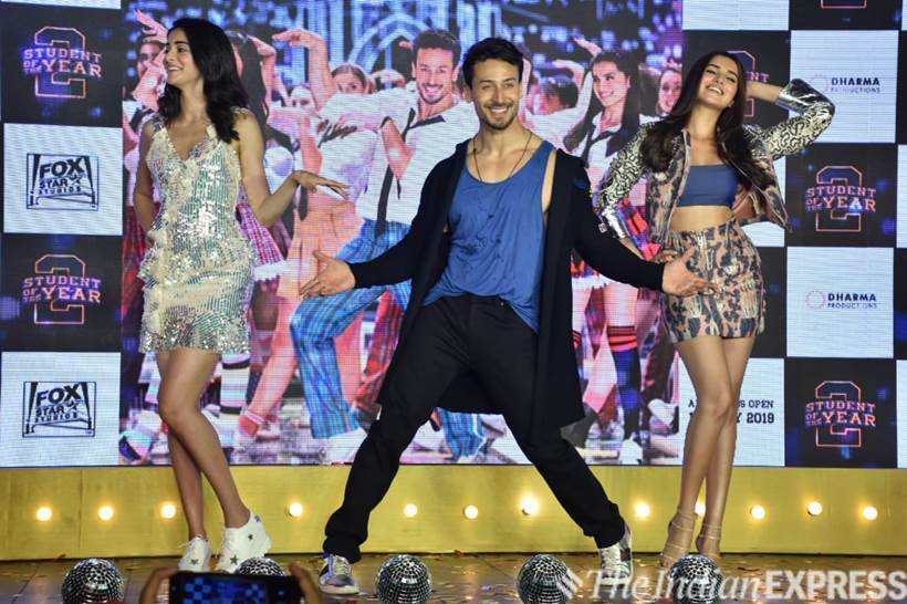Student of the Year 2 The Jawaani song launch