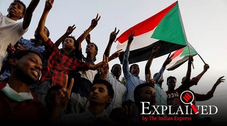 sudan crisis, sudan protests, sudan crisis, Omar al-Bashir thrown, Omar al-Bashir ousted, Omar al-Bashir sent to jail, why are sudanese protesting