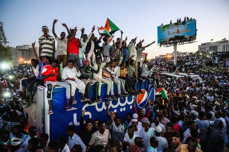 Amid US silence, Gulf nations back the military in Sudan's revolution