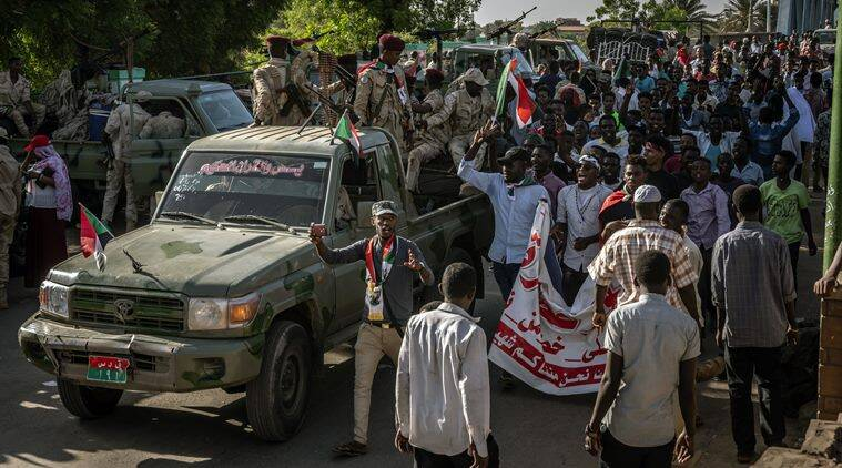 Sudan protest groups calls for strike starting next Tuesday