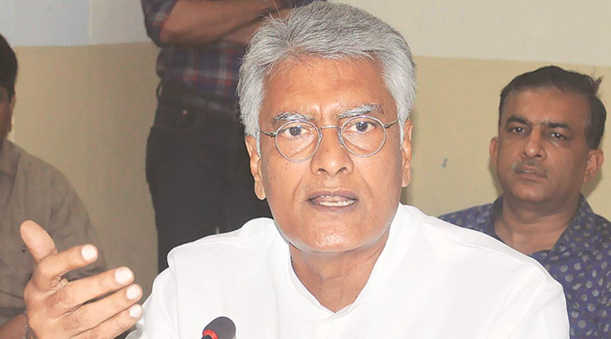 Sunil Jakhar, Congress Jakhar, Congress in Punjab, Jakhar in Gurdaspur, Sunny Deol, BJP, Sunny Deol BJP, BJP Deol ticket, BJP Punjab, Sunny Gurdaspur, Punjab elections, Decision 2019, Lok Sabha elections 2019, elections news, Indian Express