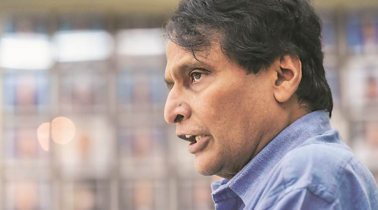 India US trade, India US relations, India US trade issues, Suresh Prabhu, indian express