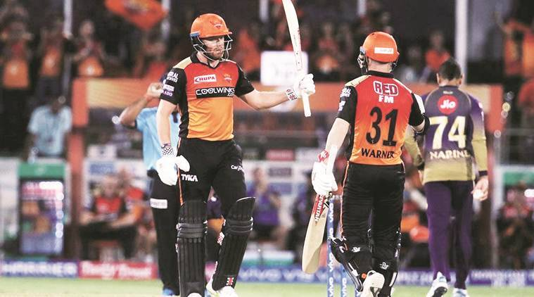 Ipl 2019, Srh Vs Kkr: Child's Play For Srh In Beating Kkr With Plenty To Spare