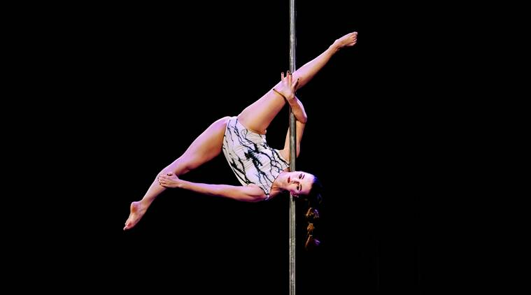 It's Still A Little Naughty: Excelling On The Pole Takes More Than Brute Strength And A High Pain Threshold