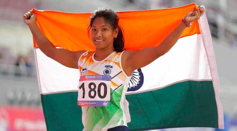 Asian Athletics Championships Day 3: Swapna Barman wins silver medal in Heptathlon