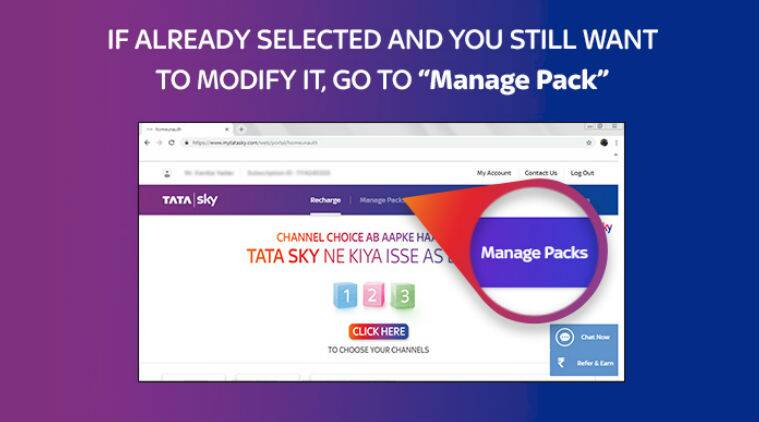 Tata Sky Dth New Regional And Sports Packs Plans Channels Price