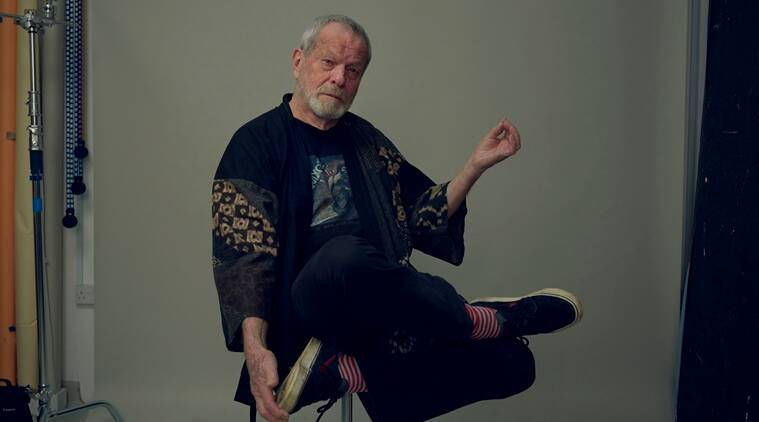Terry Gilliam director The Man Who Killed Don Quixote