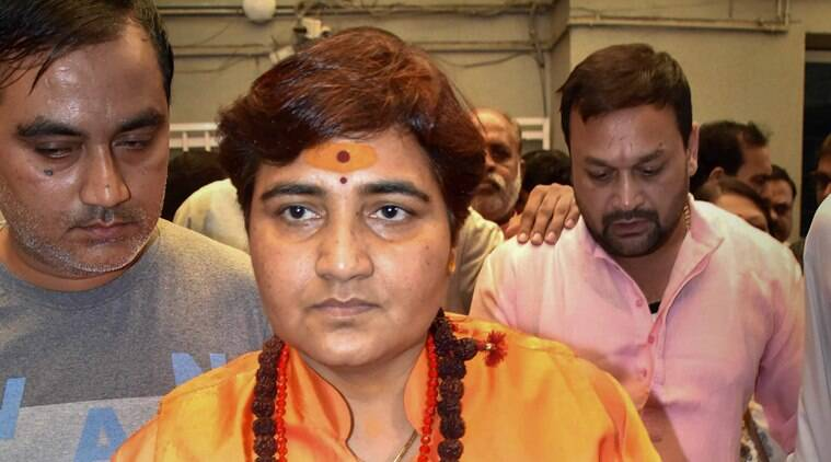 On EC order, police FIR against Sadhvi Pragya for Babri Masjid remark