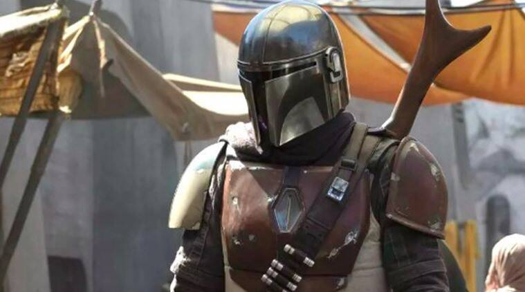 First Poster For The Mandalorian Debuts At Star Wars Celebration