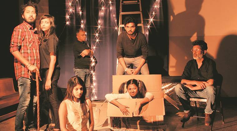 Matter of Life and Death theatre Suicide Note play suicide rates in India