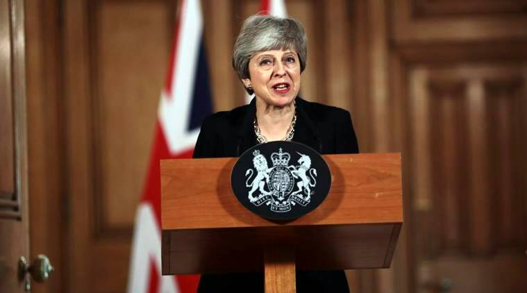 UK PM Theresa May seeks further Brexit extension from EU until June 30