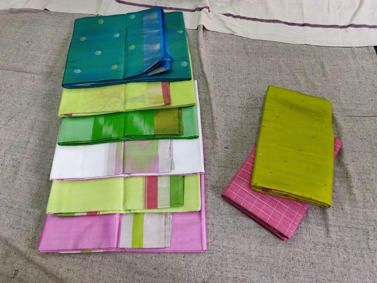 silk, jamdani, handloom, silk weavers, jamdani weavers, indian express, indian express news