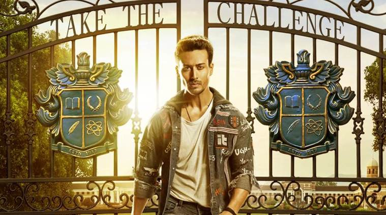 tiger shroff in student of the year 2