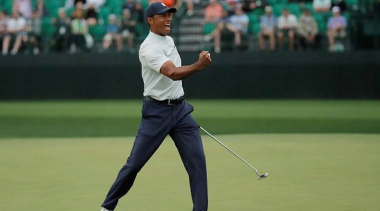 Augusta National: Roars return as Tiger Woods takes the Masters spotlight