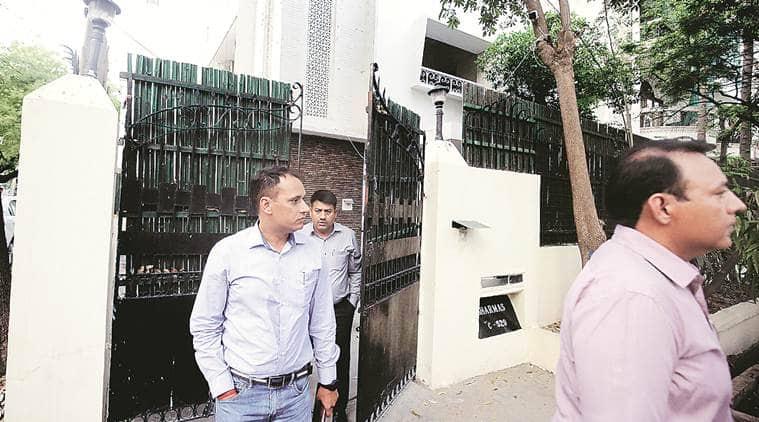rohit tiwari murder case, delhi police