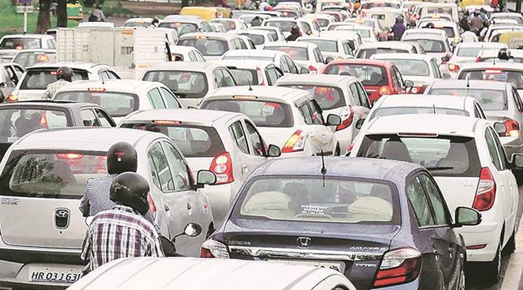 Chandigarh: Daily commute gets harder by the day amid sharp rise in vehicle count