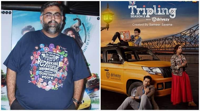 Tripling 2 writer Akarsh Khurana