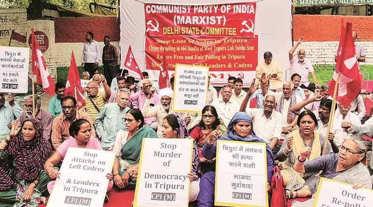 Tripura, Tripura polls deferred, Tripura polls delayed, Tripura east, Citizenship Bill, Citizenship bills protest, Tripura west, Lok Sabha Elections 2019, Decision 2019, election news