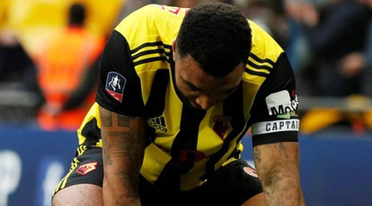Troy Deeney says his family were abused over his stance on Premier League restart