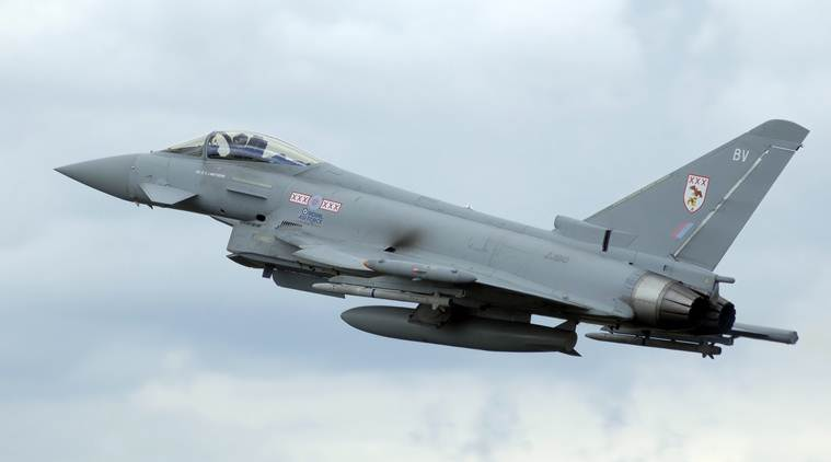 Britain scrambles jets after Russian bombers approach UK airspace