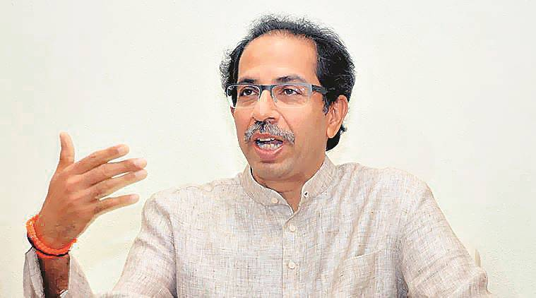 shiv sena, uddhav thackeray, nirmala gavit joins shiv sena, congress, ncp, chhagan bhujbal, bal thackeray, maharashtra news, indian express news