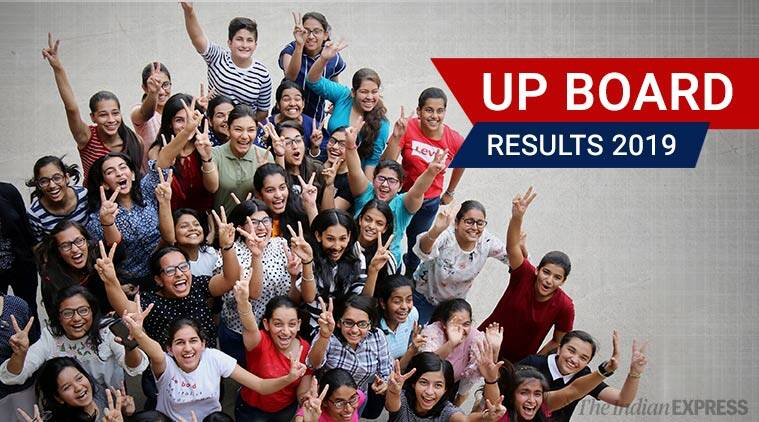 Up Board High School, Intermediate Result 2019 On April 27 At 12:30 Pm