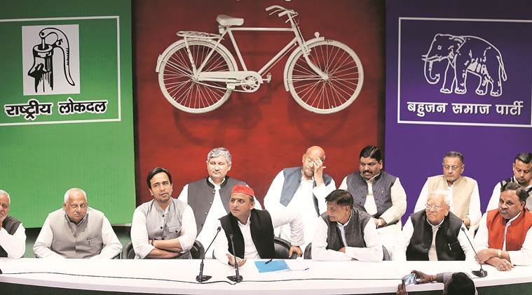 Haathi, cycle or handpump? Gathbandhan workers address confusion over symbol