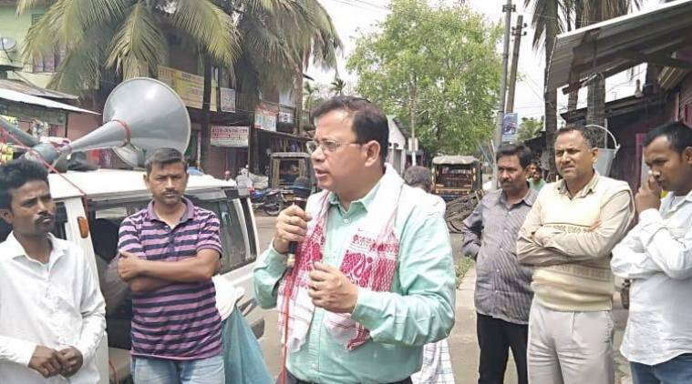 Meet Upamanyu Hazarika, Striving To Be The Voice Of The 'khilonjiya' In Assam This Election