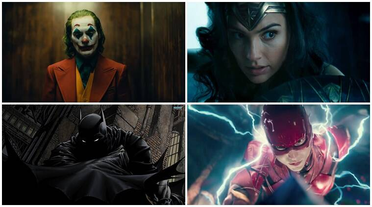 upcoming dc movies