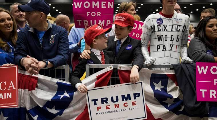 How the Trump era is molding the next generation of voters