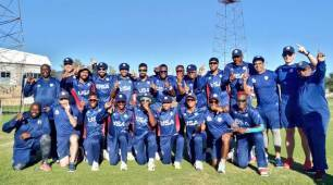 USA secure ODI status for the first time