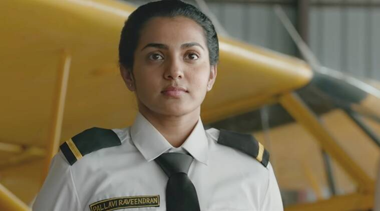 Uyare trailer: The sky's the limit for Parvathy