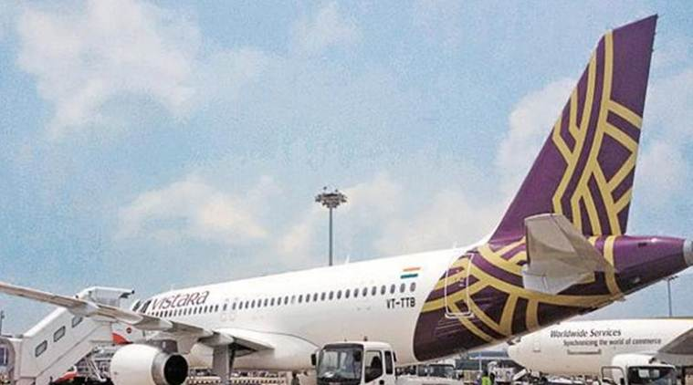 vistara, vistara airline, vistara international operations, vistara flights, vistara international flights, singapore, aviation news, indian express news